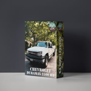 Chevrolet Duramax 2500HD Sound Effects Library
