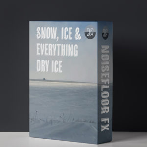 Snow, Ice & Everything Dry Ice Sound Effects Library