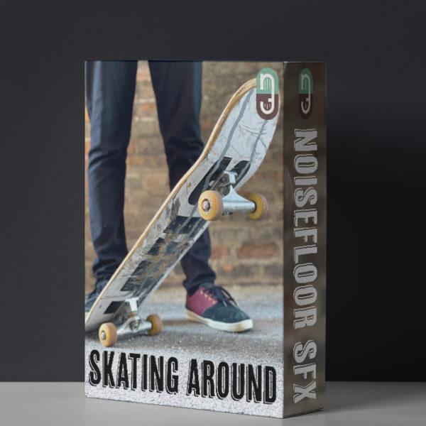 Skateboard SFX Library